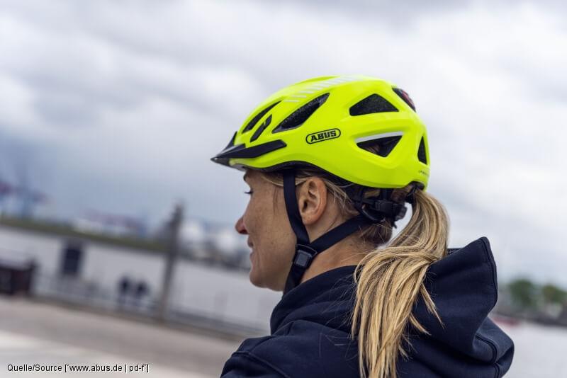 Diese 8 Dinge brauchen Fahrradfahrer: Ein Helm sollte möglichst bei jeder Fahrt getragen werden
