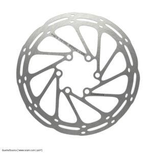 Für Fahrräder mit Scheibenbremse ist eine neue Bremsscheibe ein wichtiges Fahrrad Ersatzteil