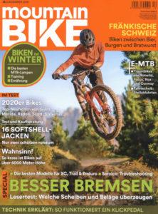 Gute Geschenkidee für Radfahrer - ein Abo der Zeitschrift Mountainbike