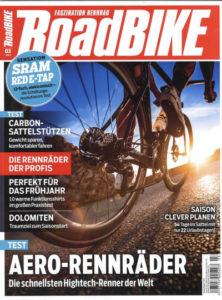 Eine gute Geschenkidee für Radfahrer - ein Abo der RoadBIKE